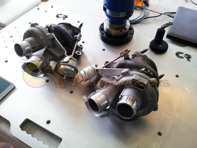 F-150 EcoBoost 3.5L Product Development Turbochargers - CR ...
